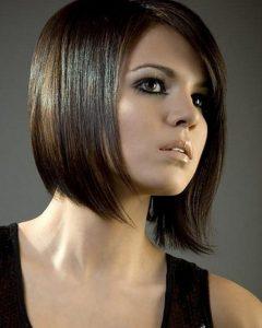 Symmetrical Medium Haircuts
