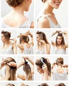 Wedding Hairstyles Updo Tutorial