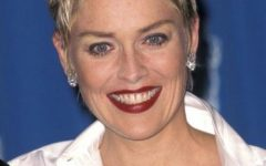 Sharon Stone Short Haircuts