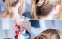 Diy Updo Hairstyles for Long Hair