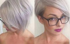 Short Haircuts With Gray Hair