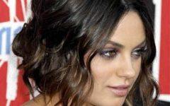Mila Kunis Short Hairstyles