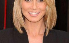 Heidi Klum Short Haircuts