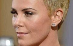 Charlize Theron Short Haircuts