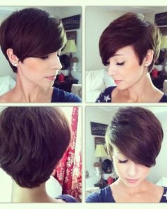 Pixie Haircuts Front And Back