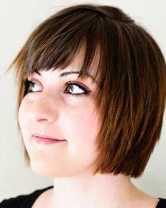 Symmetrical Short Haircuts
