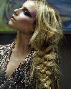 Loose Historical Braid Hairstyles