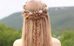 Braided Quinceaneras Hairstyles