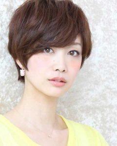 Korean Women Hairstyles Short