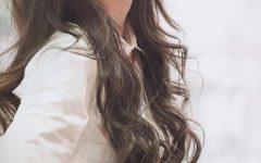 Wavy Asian Hairstyles