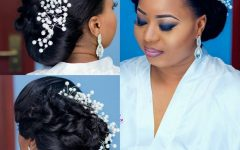 Wedding Hairstyles For Nigerian Brides