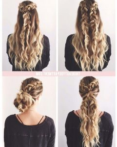 Braids Hairstyles For Long Thick Hair