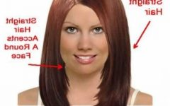 Long Hairstyles to Hide Double Chin