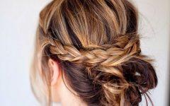Easy Updo Hairstyles for Medium Hair