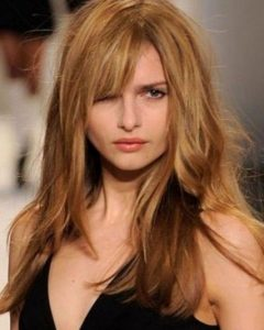 Long Hairstyles To Slim Face