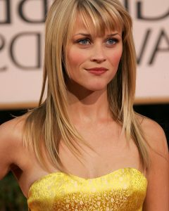 Neat Side Fringe Hairstyles
