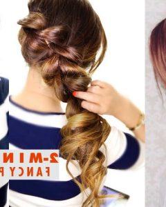 Elegant Braid Hairstyles