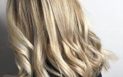 Blonde Balayage Hairstyles on Short Hair