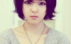 Cute Short Asian Haircuts