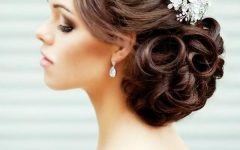 Long Hairstyles Updos for Wedding