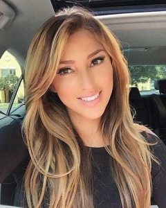 Side Swept Bangs Long Hairstyles
