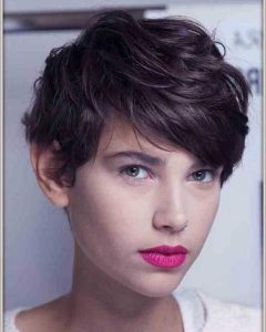 Pixie Haircuts For Thick Wavy Hair
