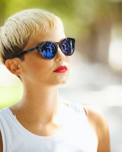 Sexy Long Pixie Hairstyles with Babylights