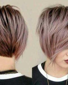 Longish Pixie Haircuts
