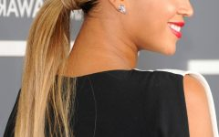 Long Classic Ponytail Hairstyles