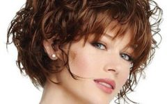 Short Hairstyles for Thick Wavy Hair 2015