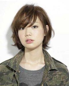 Short Female Asian Hairstyles