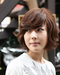 Short Bob Asian Hairstyles