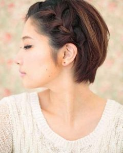 Chinese Hairstyles For Short Hair