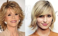 Short To Medium Shaggy Hairstyles