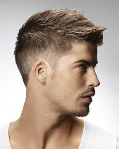 Short To Medium Hairstyles For Men