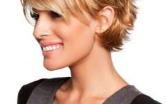 Sassy Pixie Hairstyles for Fine Hair