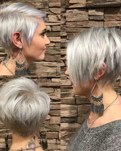 Asymmetrical Haircuts For Thick Hair