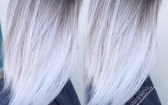 Platinum Blonde Long Locks Hairstyles