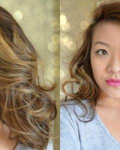 Big Curls Medium Hairstyles