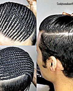 Cornrows Hairstyles For Men