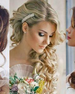 Glamorous Wedding Hairstyles For Long Hair