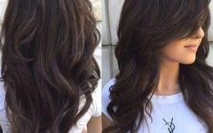Long Haircuts for Thick Wavy Hair