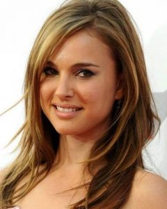 Long Hairstyles For Round Fat Faces