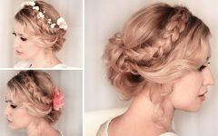 Medium Hairstyles for Special Occasions