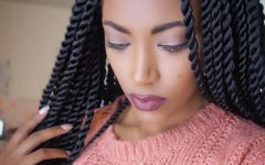Senegalese Braided Hairstyles