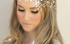Short Wedding Hairstyles with a Swanky Headband