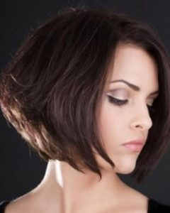 Unstructured Style Bob Hairstyles