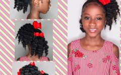 Baby Ponytails Hairstyles