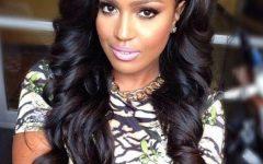 Black American Long Hairstyles