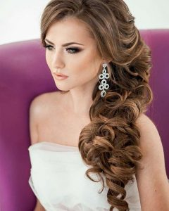 Brides Long Hairstyles